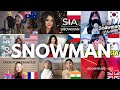 Who Sang It Better: Snowman - Sia