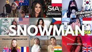 Who Sang It Better: Snowman - Sia