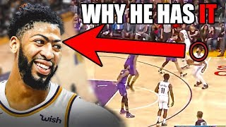 The REAL Reason Why Anthony Davis Does Not SHAVE His Unibrow (Ft. NBA Brows)