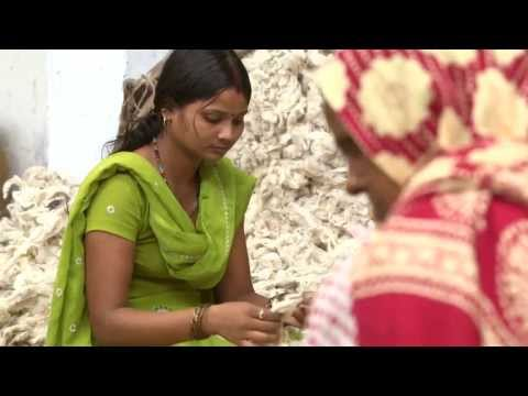 Handcrafted: Wool Rugs in Panipat, India