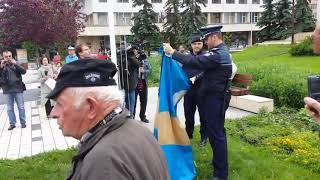 Székely White Gypsies Flag is Over!