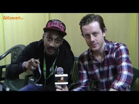 Chase & Status with MC Rage - Interview - 2011 - iConcert.ro