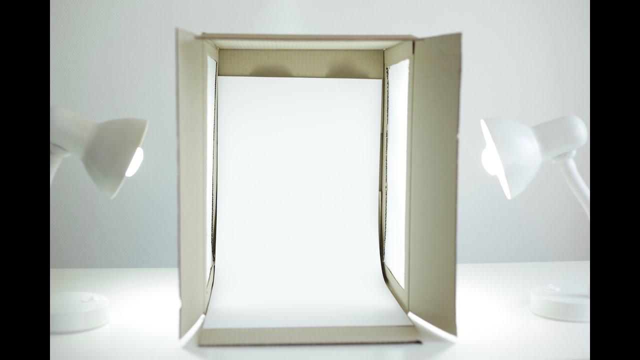 studio photo maison pour pas cher youtube. Black Bedroom Furniture Sets. Home Design Ideas