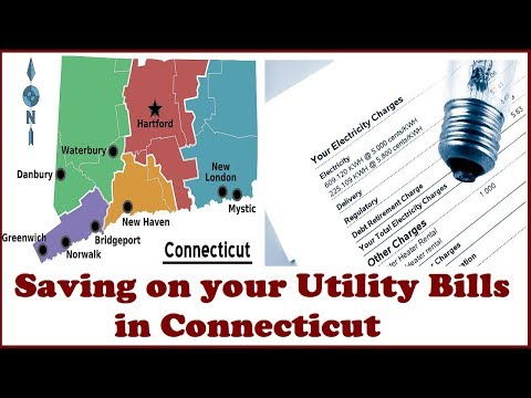 Saving on your Utility Bills in Connecticut