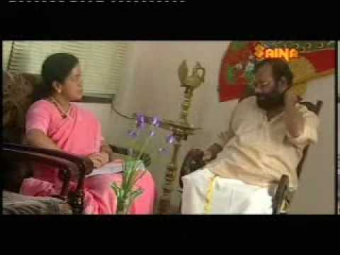 Malayalam Film Music Director Raveendran Master ( Part 1-3).wmv