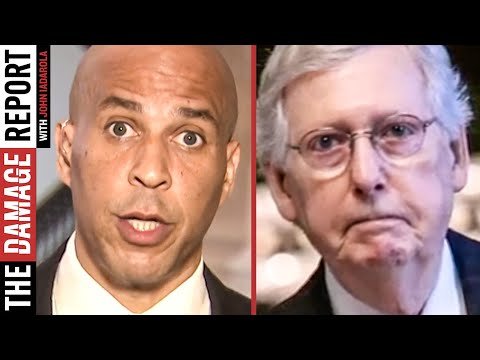 Cory Booker Trusts 'Republican Decency' Will Prevail