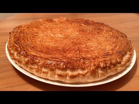 galette-des-rois-chocolat-noisettes---recette-facile