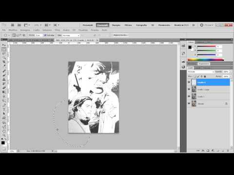 PHOTOSHOP CS5 - Migliorare una foto - TUTORIAL from YouTube · Duration:  9 minutes 22 seconds
