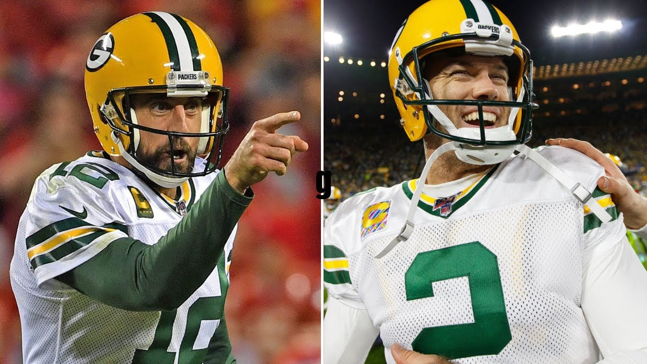 Download Aaron Rodgers Does It Again... | Packers Beat 49ers With Last Second Field Goal
