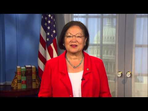 #DearMe: Advice from U.S. Senator Mazie Hirono