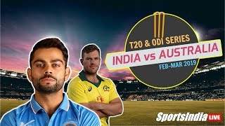 Full schedule: India to host Australia for two T20Is and five ODIs from February 24