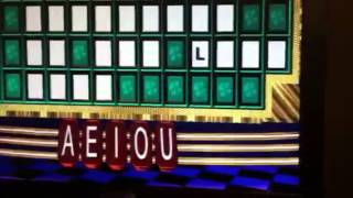 Wheel of Fortune 2003 - Game 3, part 1