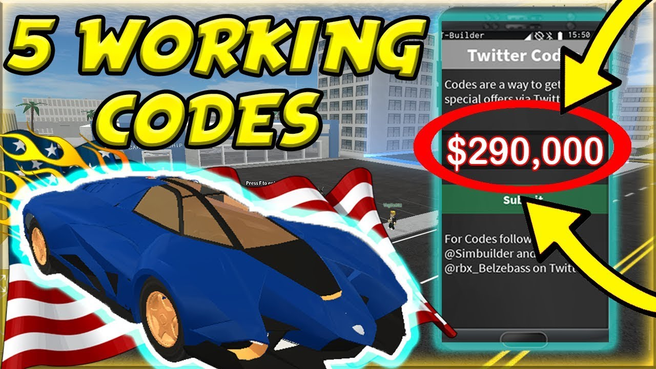 New 2018 Codes In Vehicle Simulator July 2018 Working Codes