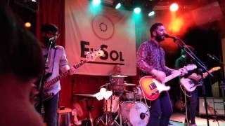 VIVA SUECIA, Nueva Canción. Sala El Sol.. Madrid . 01/10/2016