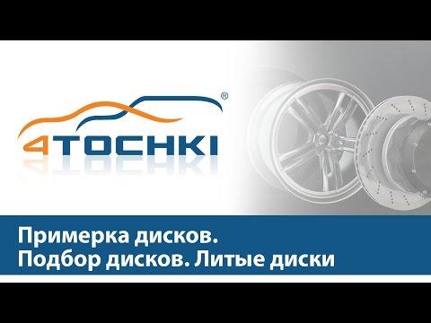 Виртуальный подбор дисков