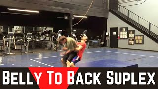 Belly to Back Suplex