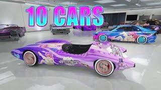 10 car garage (GTA online)