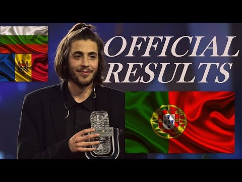 OFFICIAL RESULTS | EUROVISION SONG CONTEST 2017 | TOP 42