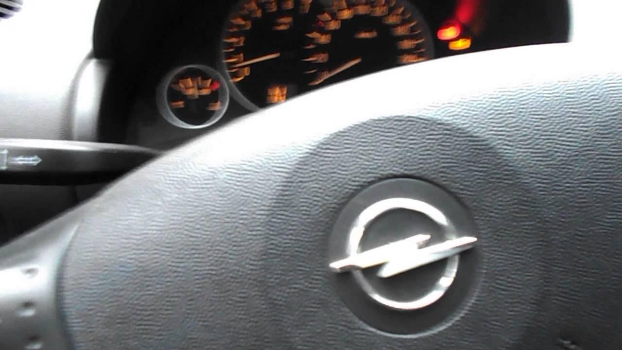 Диагностика Opel Astra G 1.7 Isuzu универсал - YouTube