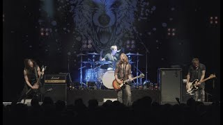 THE NEW ROSES - Nothing But Wild (Live) | Napalm Records