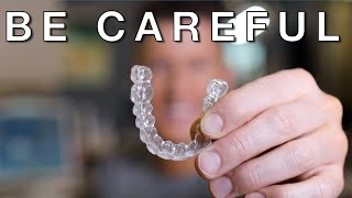 sTOP.....Watch Before You Start SMILE DIRECT CLUB, Candid, Invisalign, or Traditional Ortho