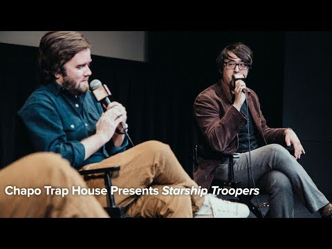 Chapo Trap House on Paul Verhoeven's Starship Troopers