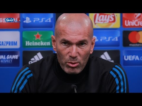 Borussia Dortmund - Real Madrid: Pk mit Zinédine Zidane und Daniel Carvajal
