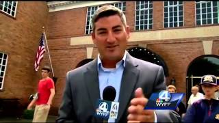 Avid Braves fans travel to Baseball Hall of Fame to see the inductees