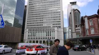 Panasonic LUMIX DMC-LX100 4K動画 東京駅 Tokyo Station