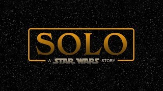 connectYoutube - Solo: A Star Wars Story Trailer (Official)