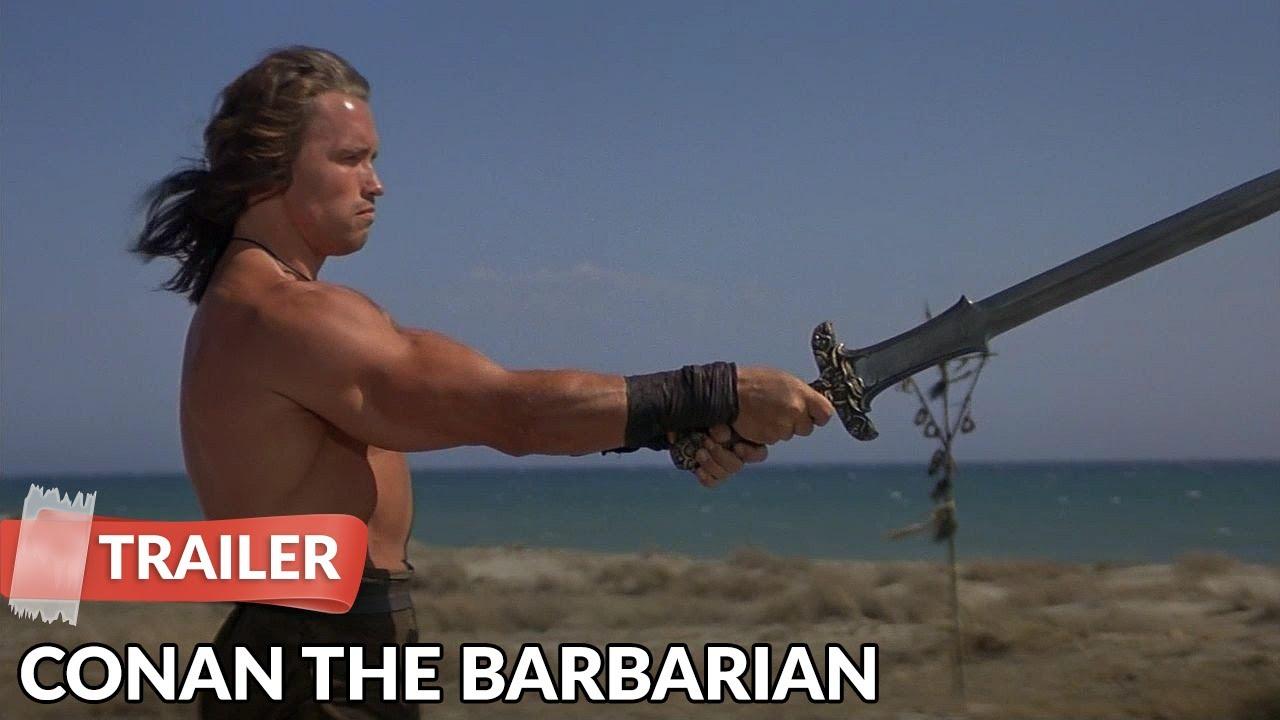 Conan the Barbarian 1982 Trailer | Arnold Schwarzenegger