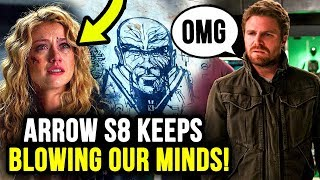 These Endings KEEP GETTING CRAZIER! - Arrow Season 8 Episode 3 REVIEW