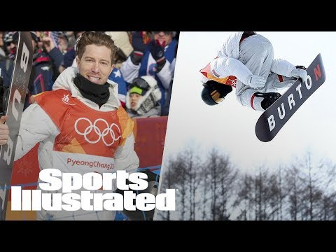 Shaun White Qualifies First For Men's Halfpipe With Near-Perfect Run | SI Wire | Sports Illustrated