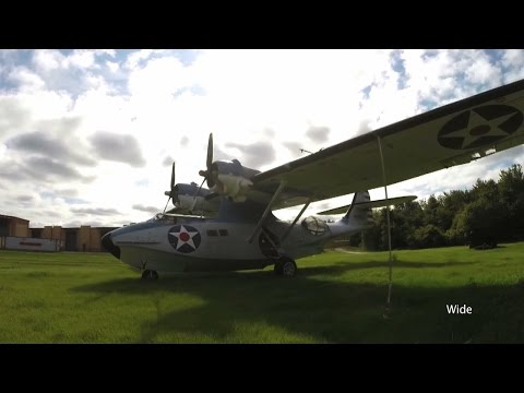 Consolidated PBY-5A Catalina - 360 View