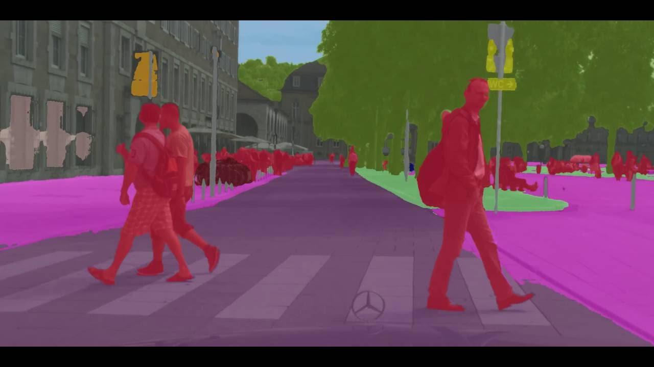 Feature Space Optimization for Semantic Video Segmentation