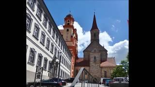 Ellwangen (Jagst) Baden-Württemberg
