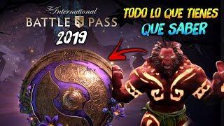 BATTLE PASS 2019 ► TODO lo que TIENES QUE SABER !!! 😍   Dota 2