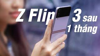 Galaxy Z Flip3 sau 1 tháng sử dụng: Thực tiễn hay thời trang?