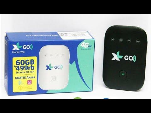 Review mifi XL Go 60Gb - YouTube