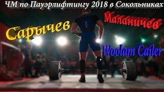 ПАУЭРЛИФТИНГ 2018. Чемпионат Мира / DВИЖ...