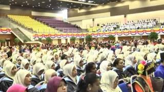 Majlis Konvokesyen 2014 Institusi Latihan kementerian Kesihatan Malaysia