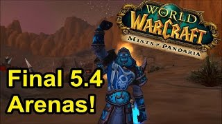 WoW: Mists of Pandaria - Arenas Montage (Frost Mage Ownage!)