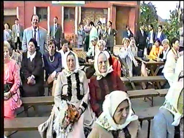 Hody Ladná 1997