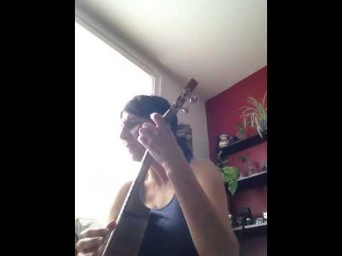 Molly Johnson - Messin' Around (ukulele cover)