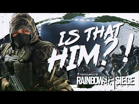 IS THAT REALLY MYTH?! (Rainbow Six Siege Gameplay)