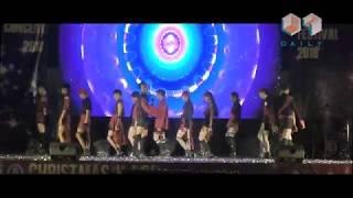 181209 WINE Dance Team - Intro + Save You, Save Me @ Christmas K-Pop Event 2018