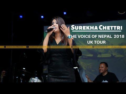 SUREKHA CHETTRI THE VOICE OF NEPAL 2018