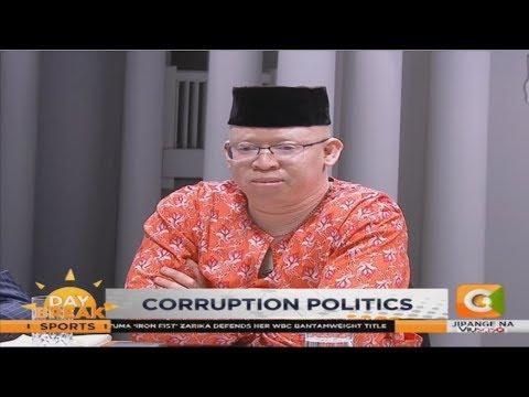 DAYBREAK   Corruption Politics