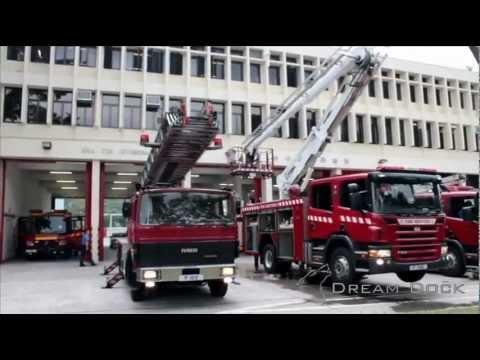 FIRE DEPARTMENT HONG KONG FIRE SERVICES HKFSD TRAINING SHA TIN STATION