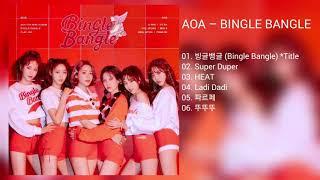 [download link] aoa - bingle bangle (mp3)